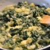 Blitva s krumpirom po dalmatinski