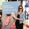 """Pjevačica Natali Dizdar u UNICEF-ovoj akciji """"Stavite se u njihove cipele"""""""