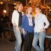 Mirna Zidarić s prijateljicama