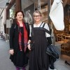 Nada Rocco na predstavljanju izložbe Loredana Bahorić i Charlie designa