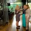 Suzy Josipović s direktoricom hotela Karin van den Berg i voditeljicom prodaje Iskrom Čergol