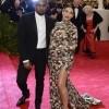 Kim Kardashian u Givenchy haljini