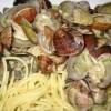 Špageti s vongolama