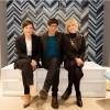 Otvorenje novog dizajnerskog salona namještaja Et Cetera u Kaptol Centru, uredite svoj dom, Davor Bruketa i gospođe iz Et Cetere