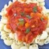 Tjestenina na crveno (s paradajzom)