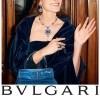 Carla Bruni za Bvlgari