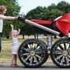 Škoda dječja kolica