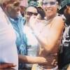Rihanna s djedom
