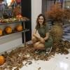 Ivana Ergić na Halloween partiju