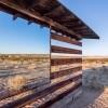 """""""Nevidljiva"""" umjetnička instalacija u pustinji"""
