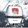 Chanel gondole u Courchavelu