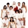 Božićna čestitka obitelji Kardashian 1995.