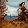 Jessica Biel kao Pocahontas