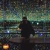 """""""Beskonačna soba - duše udaljene milijune svijetlosnih godina"""" by Yayoi Kusama"""