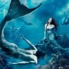 Juliane Moore kao Ariel mala sirena