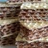 Pišingeri - kolačići s čokoladom i oblatnama