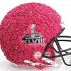 Betsey Johnson kaciga za Super Bowl
