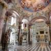 Admont Abbey samostanska knjižnica, Austria