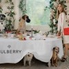 Mulberry čajanka Care Delevingne-kampanja