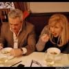 Predsjednik žirija Rade Debak i Suzy Josipović Redžepagić