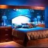 Akvarij poviše kreveta