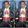 mariachi uniforma jedinog meksičkog predstavnika u Sochiju
