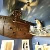 Gusarski brod u sobi