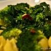 Tjestenina s brokulom i špinatom
