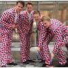 hvaljene uniforme norveškog curling tima