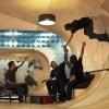 Skate park u podrumu