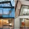 Kreativno uređeni japanski stan u potkovlju