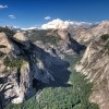 Glacier point, Calif