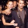 Kate Moss i Johnny Depp