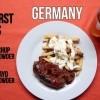 Što ljudi diljem svijeta jedu kad su pijani?