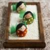Uskršnja jaja inspirirana Kokeshi lutkama