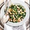 Slanutak i salata u salati