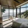 Vila s pogledom na Pacifik, Big Sur; Kalifornija