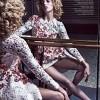 Anja Rubik se rasplesala za Vogue