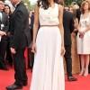 Zoe Saldana nosi haljinu s potpisom Victorie Beckham
