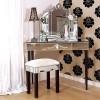 Ukrasni stolovi za šminkanje u vintage stilu