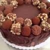 Tartuf torta, Grdelin torte