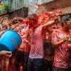 Festival iscjeđenih rajčica