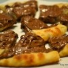 Pizza s Nutellom
