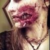 Predstavljamo najstrašnije makeup maske za Halloween!