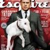 Zgodni Channing Tatum pozirao je za Esquire