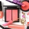 koraljni makeup