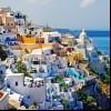 Santorini, Hellas, Grčka