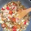 Tjestenina s plodovima mora i cherry rajčicama