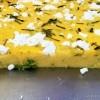 Palenta sa šparogama i sirom
