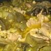 Artičoke s bobom i janjetinom